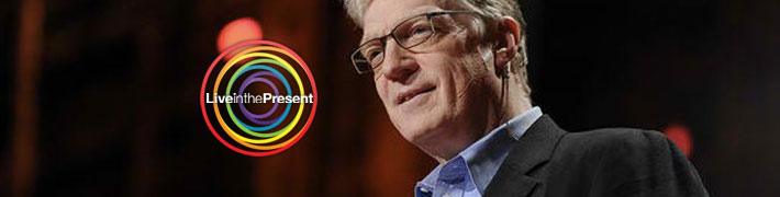 Sir Ken Robinson at TED talks about Creativity