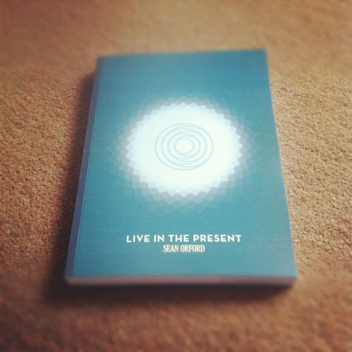 Live in the Present - Book